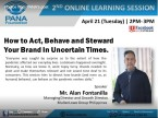 2nd online learning session